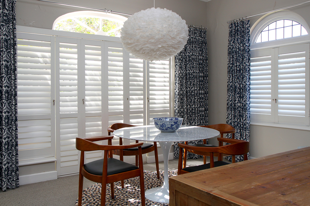 Exterior: Aluminium Security Shutters