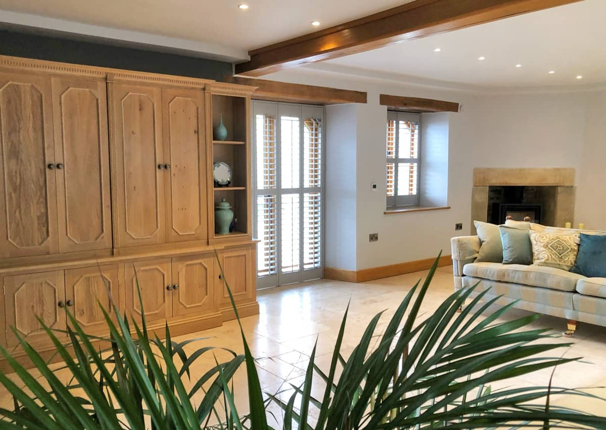 living-room-wooden-shutters-plantation-shutters-ltd