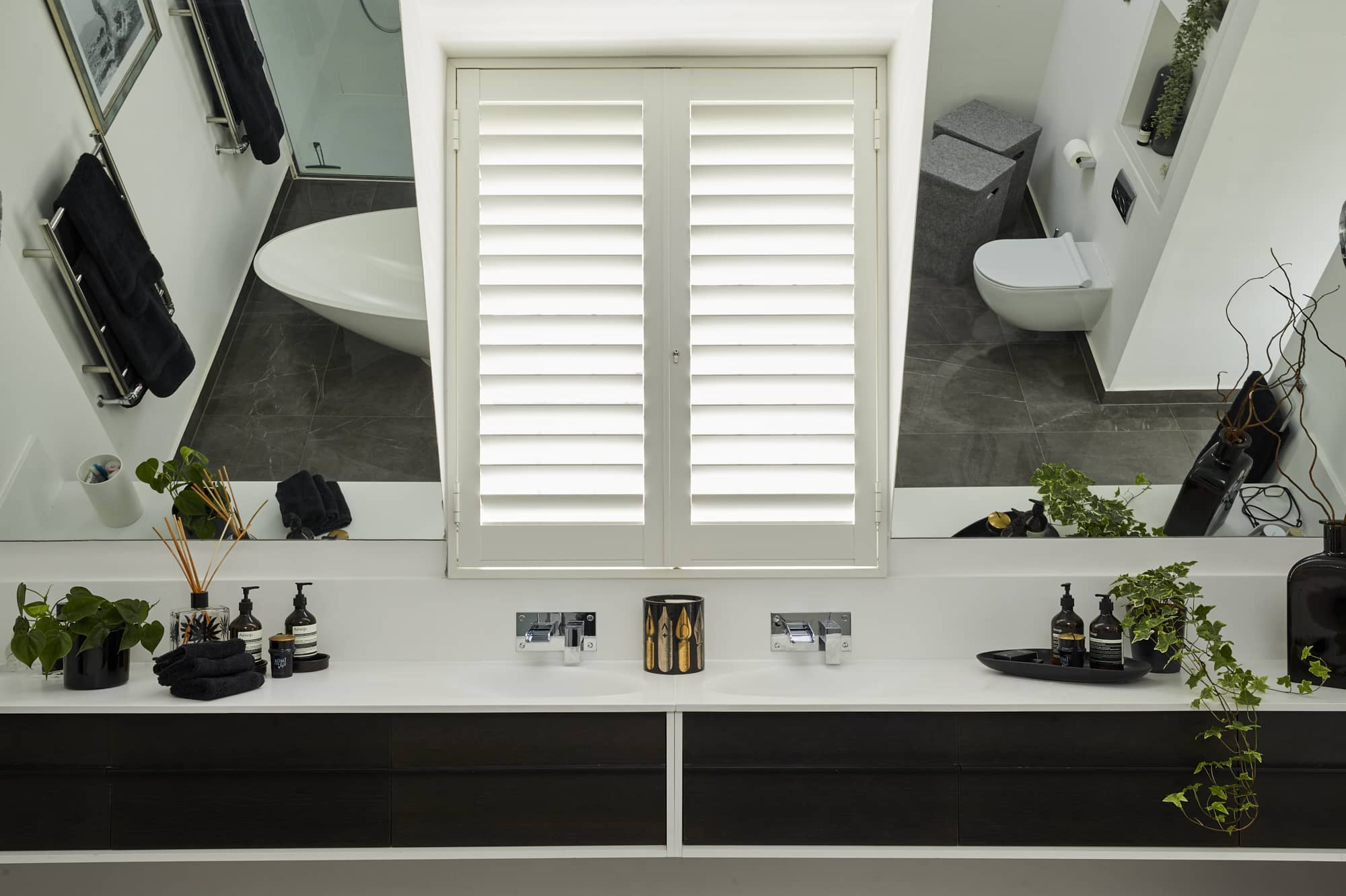 Aluminium Bathroom Shutters by Plantation Shutters Ltd.jpg