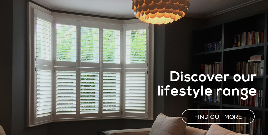Lifestyle Shutters by Plantation Shutters Ltd