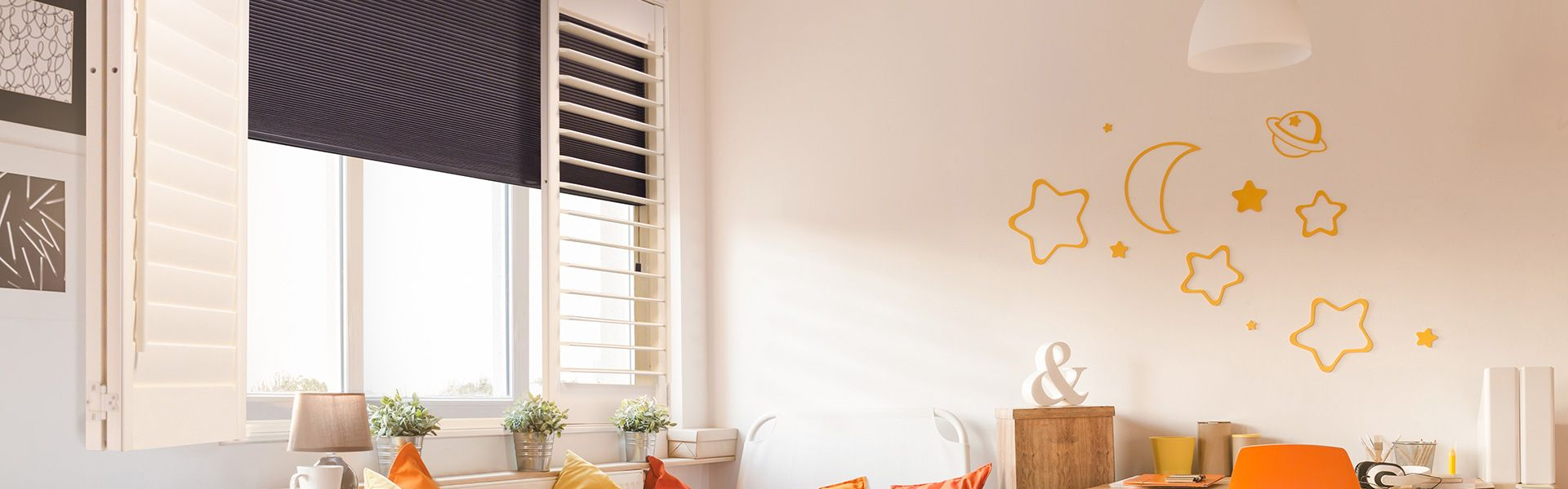 Room Darkening Blinds by Plantation Shutters Ltd