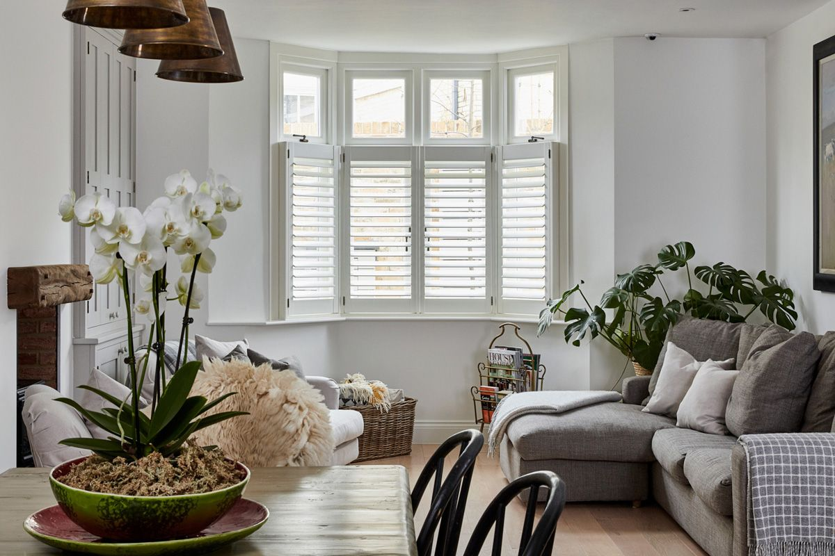 Café Style Shutters by Plantation Shutters Ltd