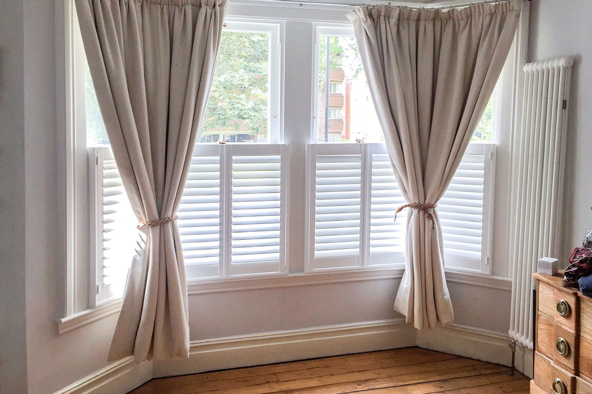 Herne Hill by Plantation Shutters Ltd