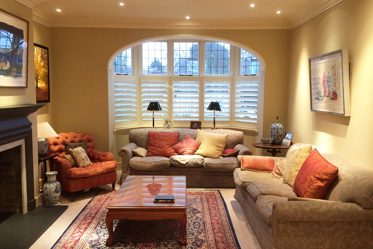 Shutters in Wandsworth Common | Plantation Shutters