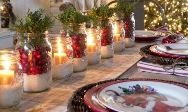 Make an Unforgettable Table Display this Christmas- Table 4
