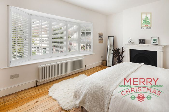 Christmas & New Year's opening hours by Plantation Shutters Ltd in Wandsworth, London