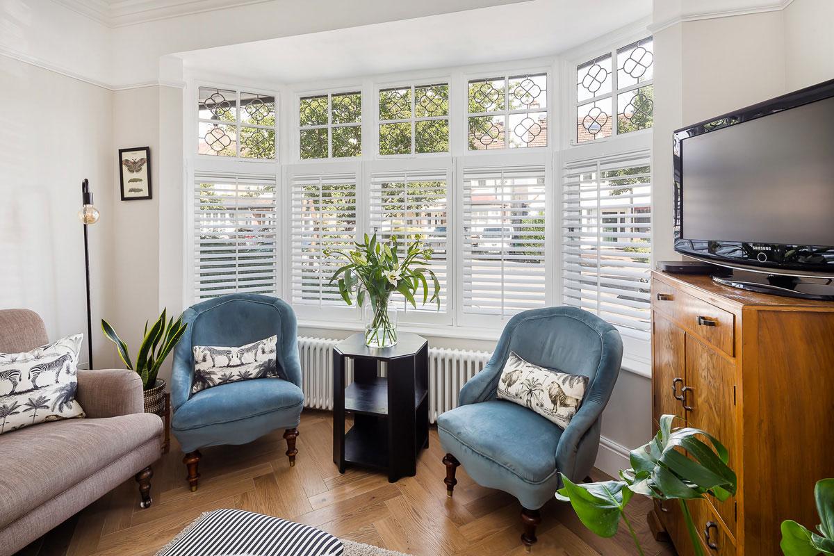 Eco Friendly Home by Plantation Shutters Ltd