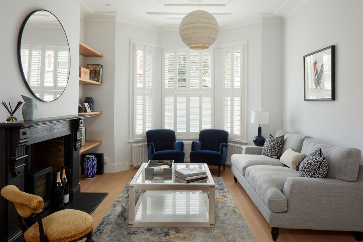 Stunning Shutters Added to This Clapham Home