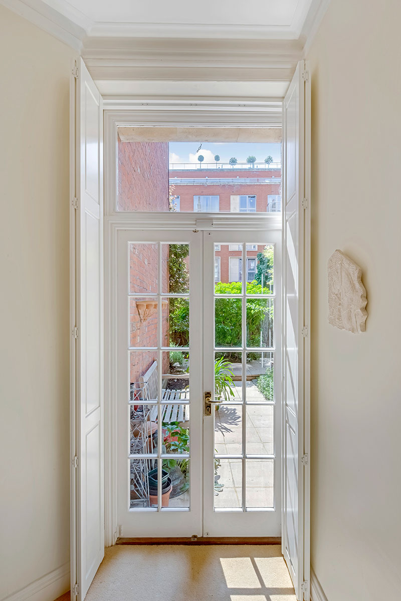 Shutters for Doors by Plantation Shutters Ltd