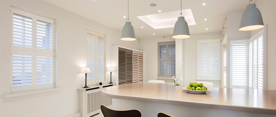 Plantation Shutters Ltd - We are your local shutter experts