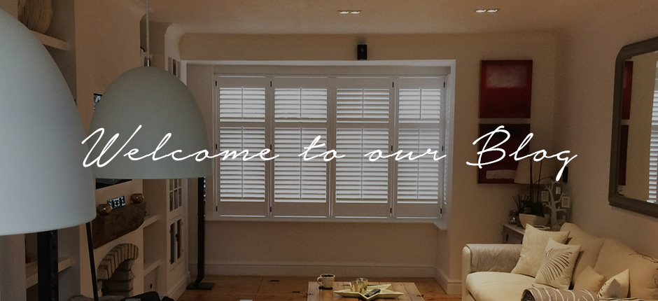 Welcome to our Blog - Plantation Shutters Ltd