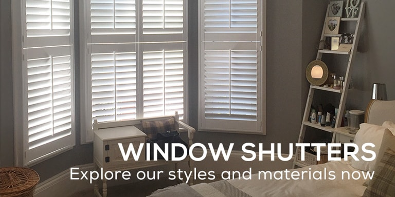Window Shutters by Plantation Shutters Ltd