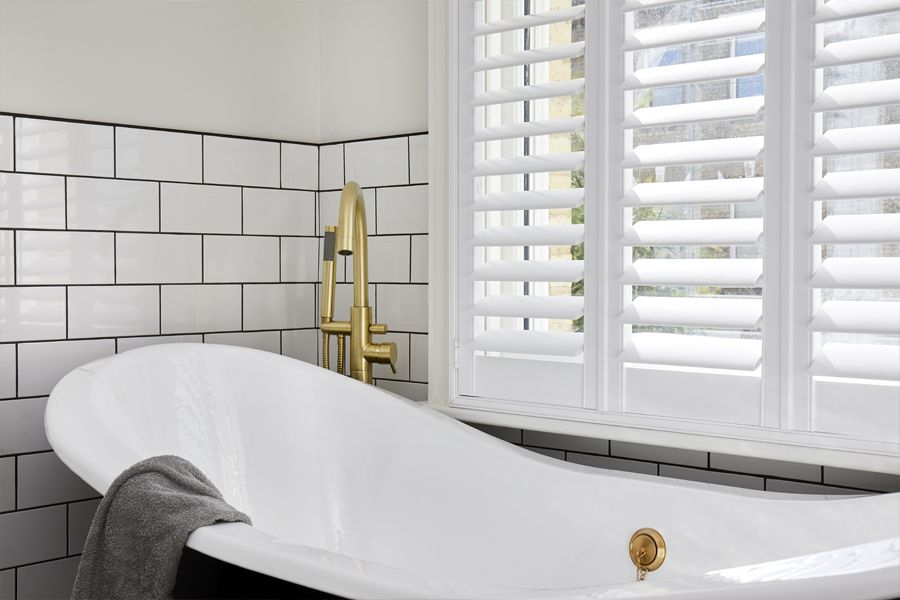 Bathroom Shutters Waterproof Shutters Plantation Shutters