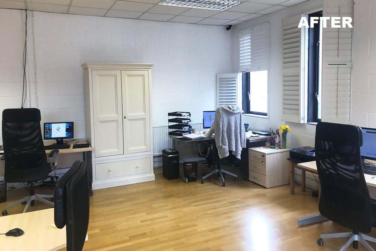 Plantation Shutters New Office Layout, Room 2 19.03.jpg