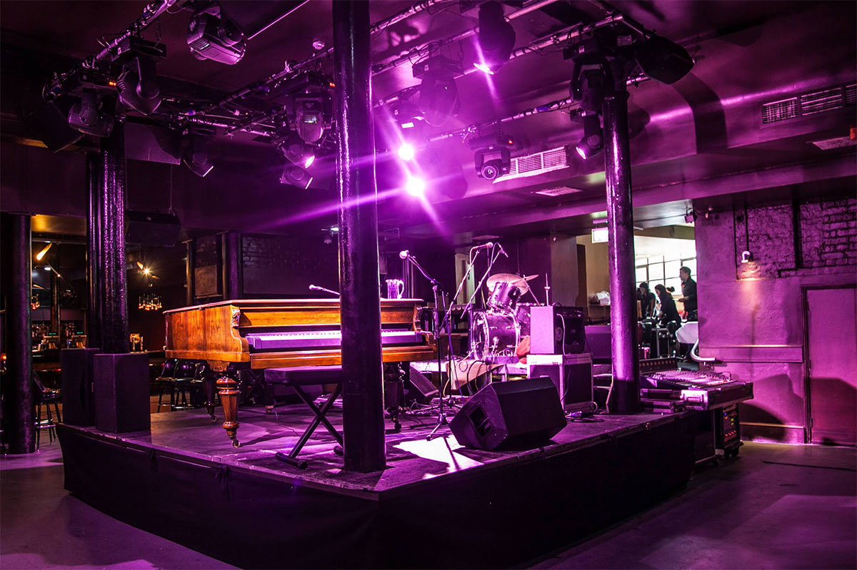 The Piano Works venue via Secret London