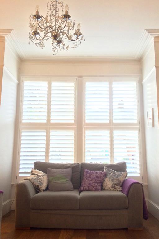 Tier Tier Sash Large Standard White Livingroom 89mm Silent