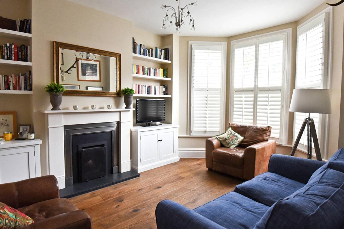 Battersea Builders Living Room