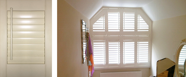 Tilt Rods Interior Shutters London Plantation Shutters