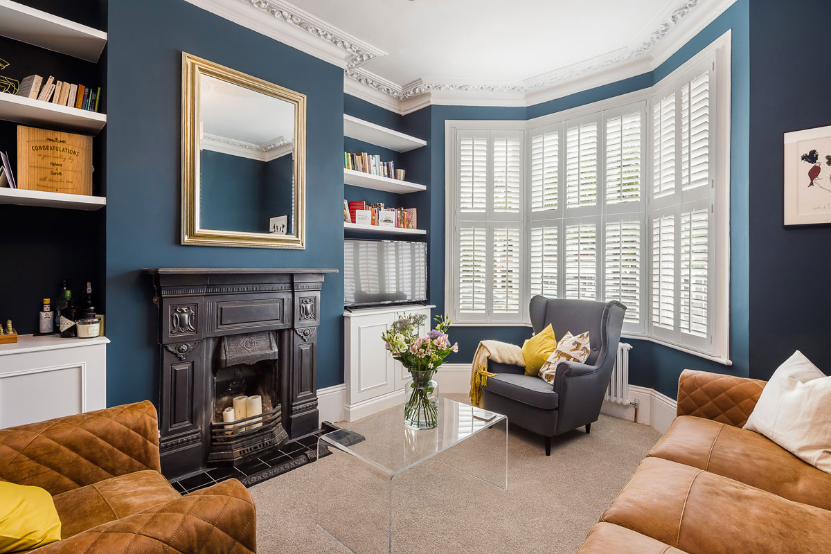Victorian homes by Plantation Shutters Ltd
