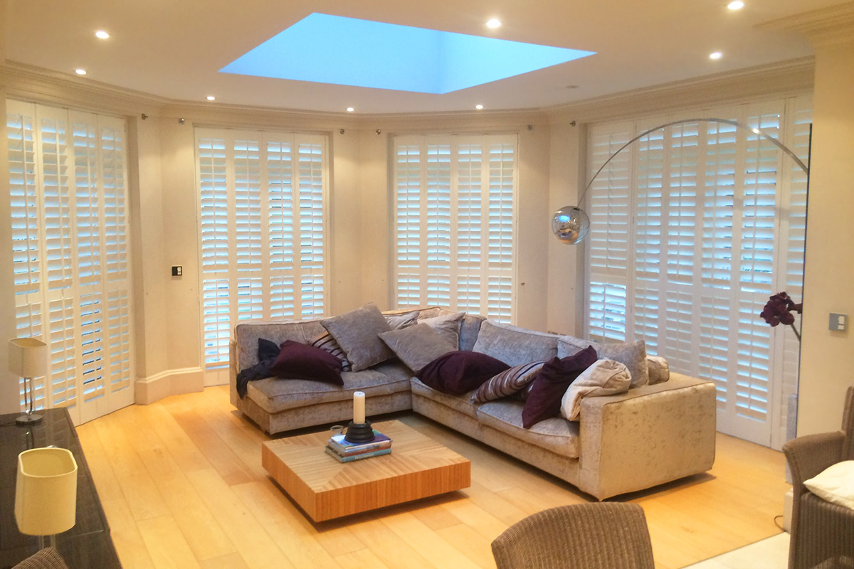 Plantation Shutters in Greater London and beyond