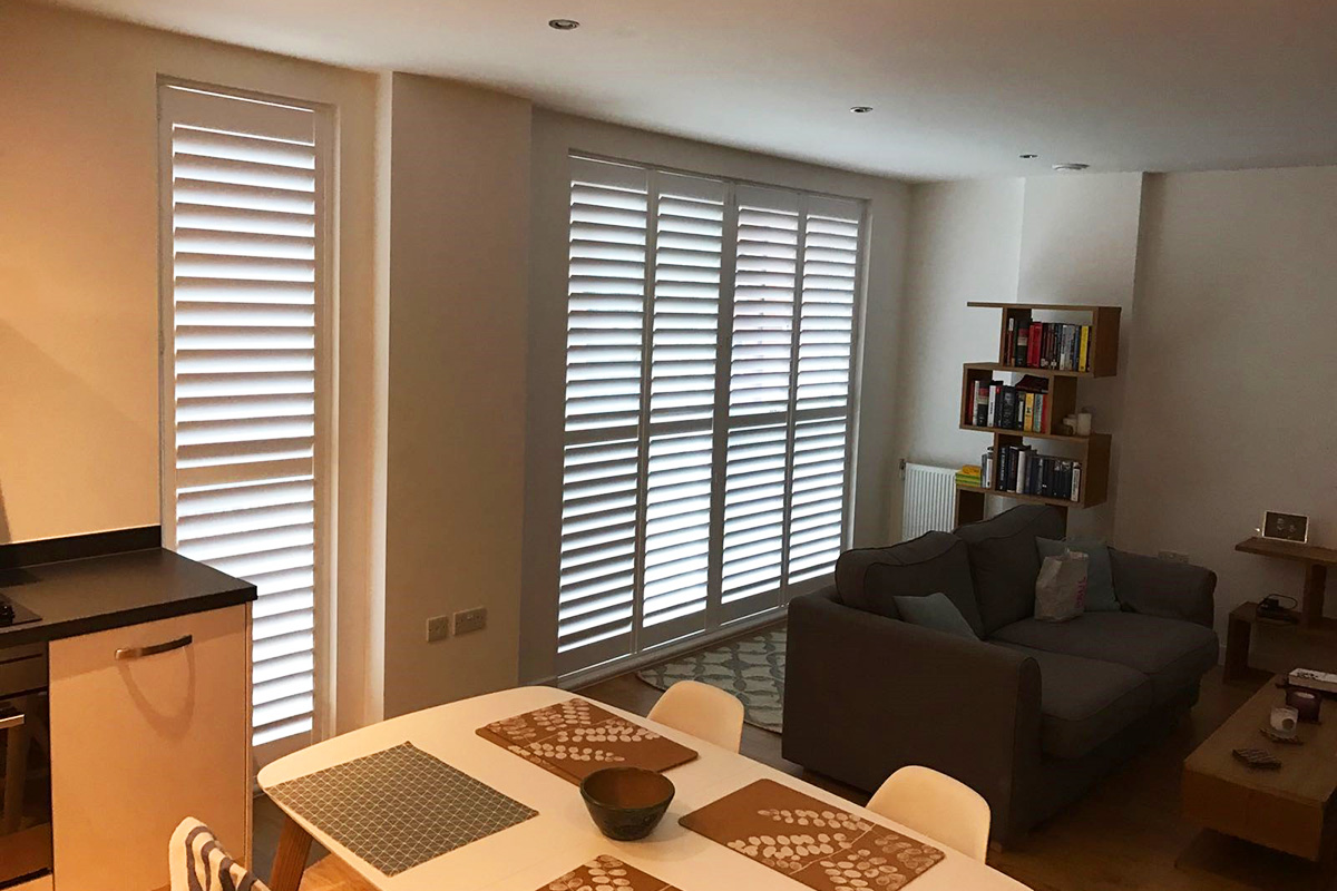Lifestyle shutters for all areas by Plantation Shutters Ltd