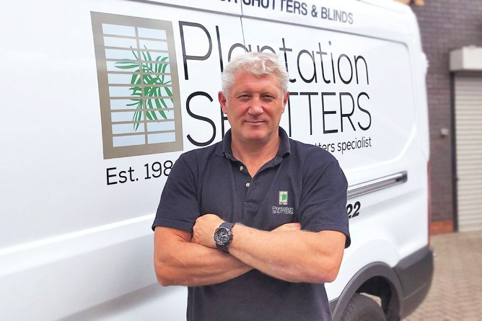 Allister Sly - Plantation Shutters South by Plantation Shutters Ltd
