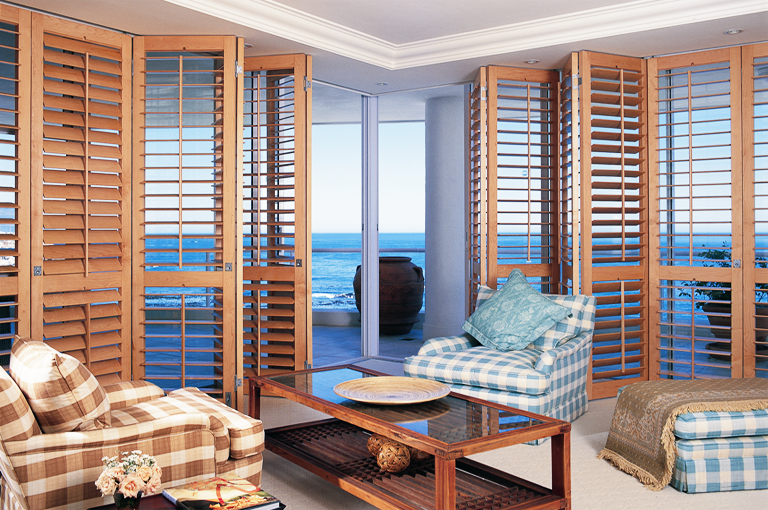 Full Height Shutters Style
