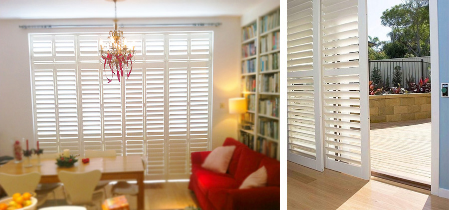 Living Room & Lounge Shutters