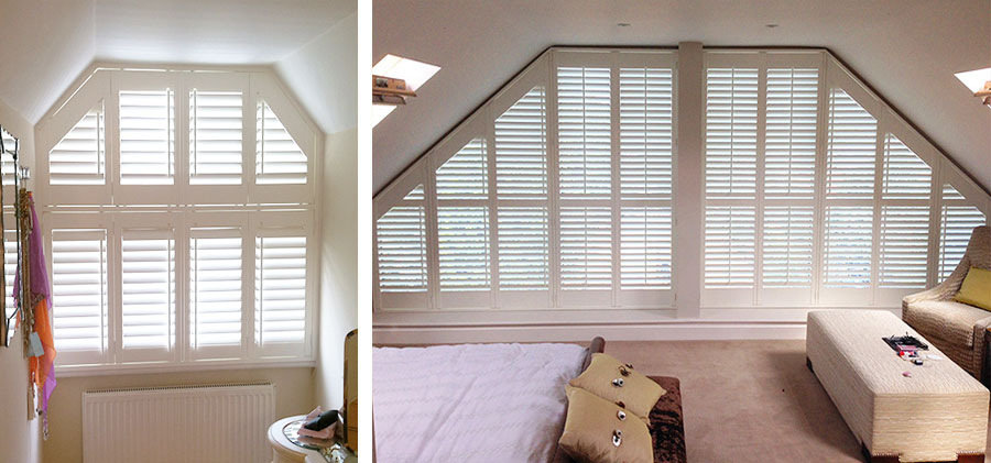 Made to Measure Shutters by Plantation Shutters Ltd