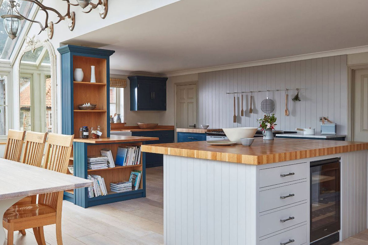 Kitchen Design by Naked Kitchens