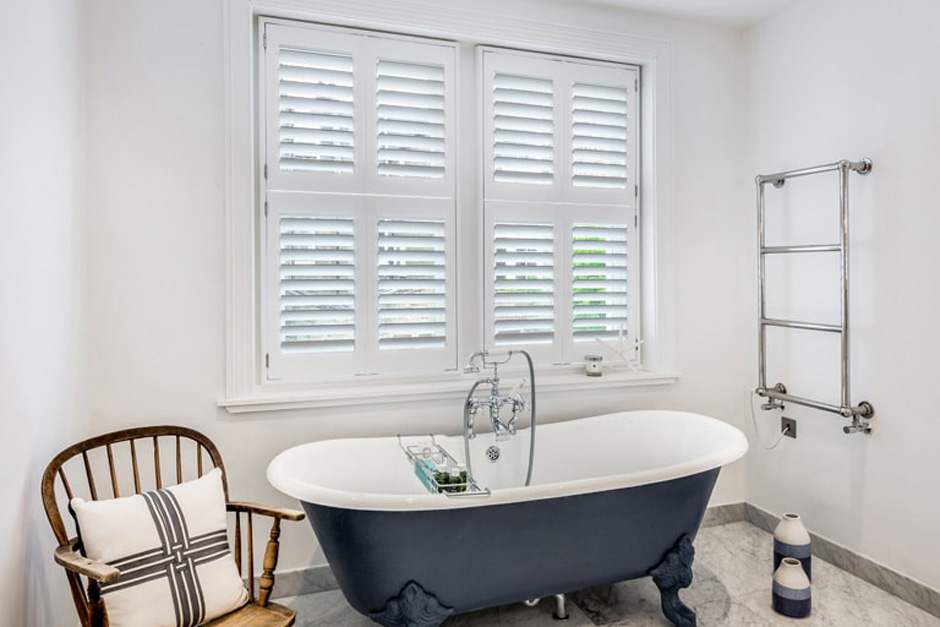 Shutters in Westminster by Plantation Shutters Ltd