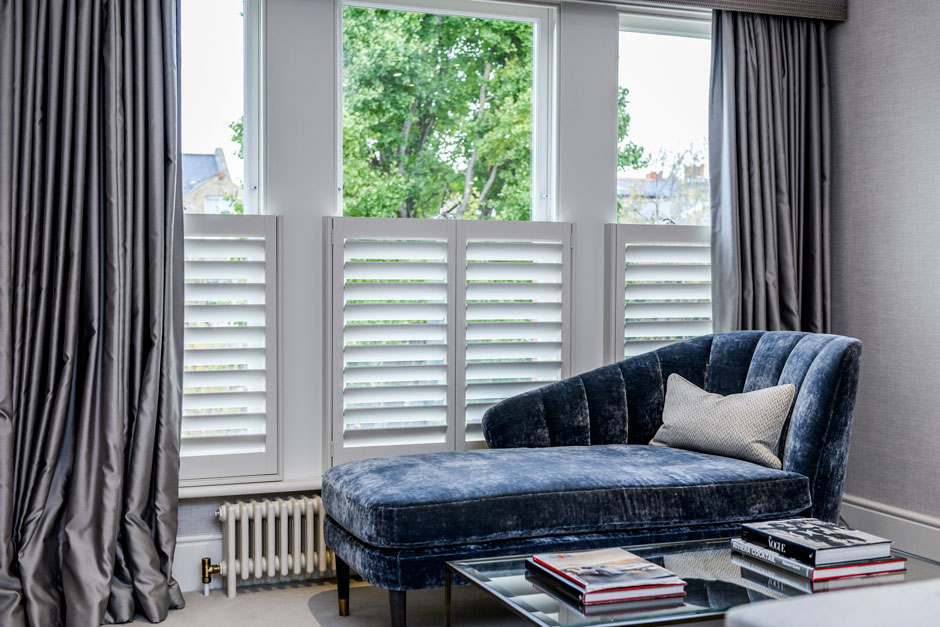 Shutters in Redhill by Plantation Shutters Ltd
