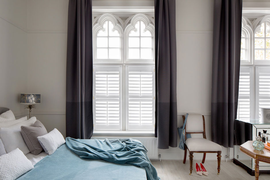 Shutters in Surrey by Plantation Shutters Ltd