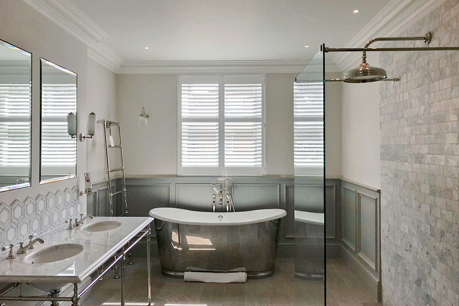 Tooting by Plantation Shutters Ltd