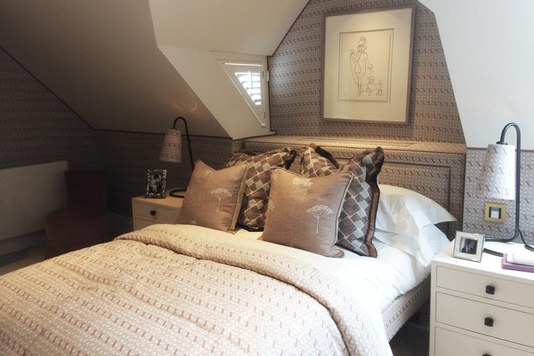 Special Shape - Bedroom - With Tilt Rod