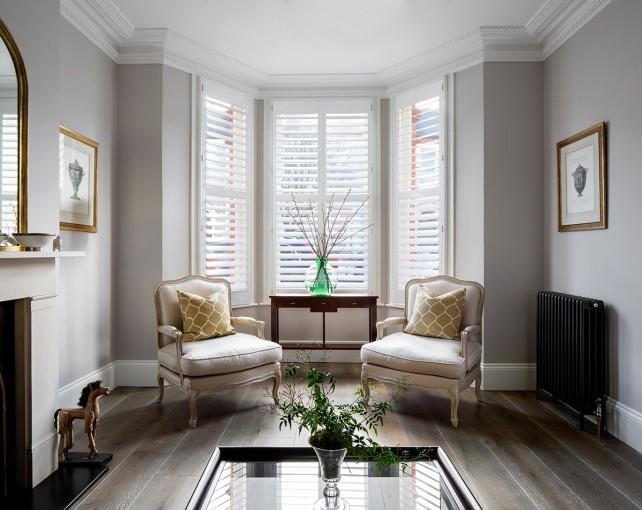 Kyrle Road by Plantation Shutters Ltd