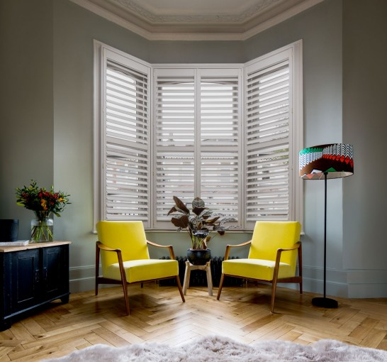 Balham Lifestyle Fitting by Plantation Shutters Ltd in Wandsworth, London