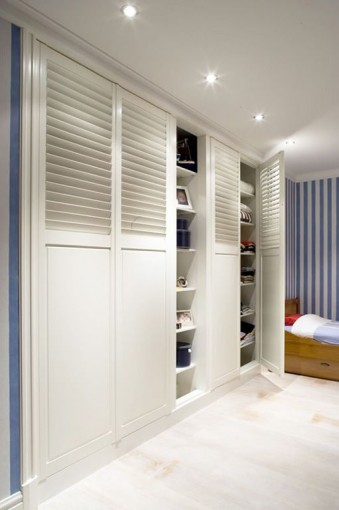 Solid Panels by Plantation Shutters Ltd