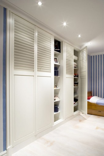 Solid Panels Shutters by Plantation Shutters Ltd