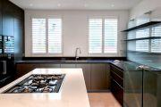Kitchen Shutters by Plantation Shutters Ltd