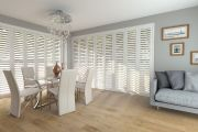 Ultra Shutters by Plantation Shutters