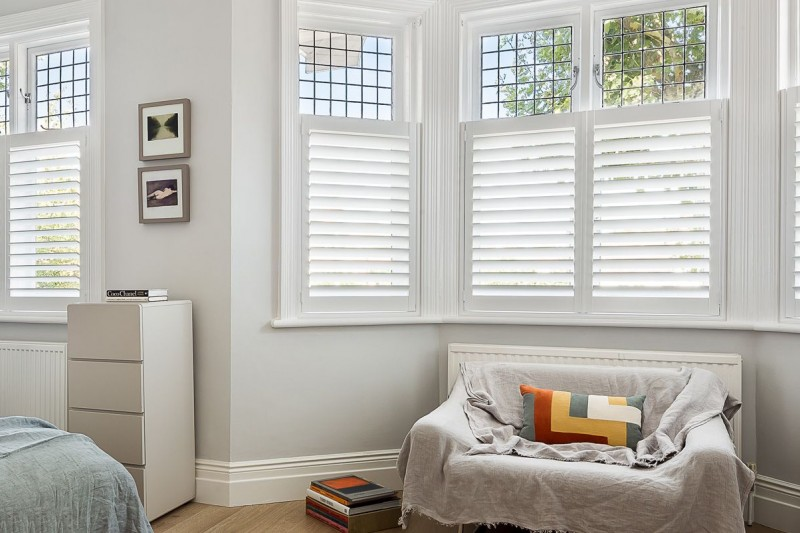 Window Shutters by Plantation Shutters Ltd in London