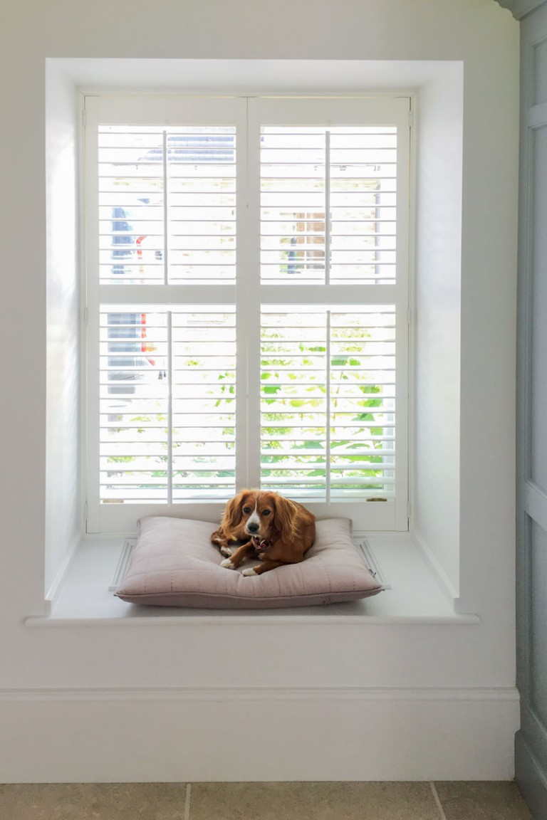 An Admirable Home by Plantation Shutters Ltd
