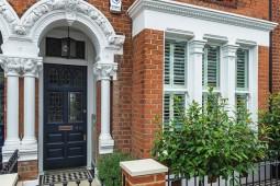 Exterior of Battersea Home