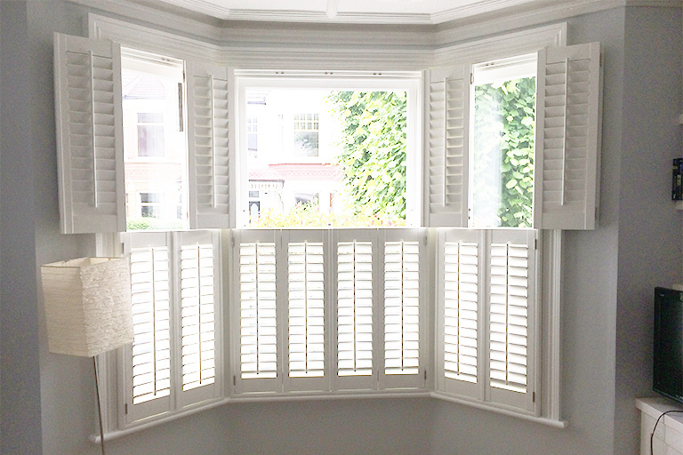 Summer Time Plantation Shutters